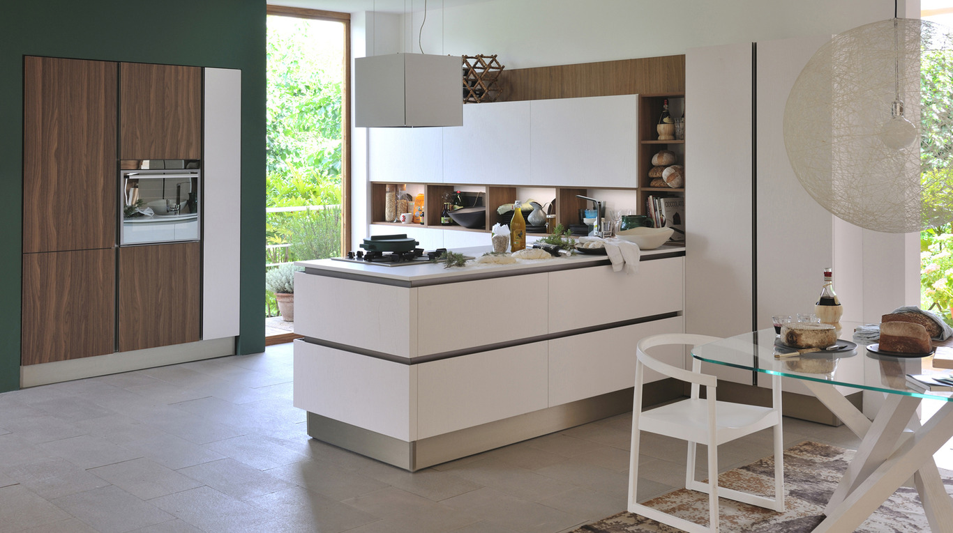 Oyster Pro | Veneta Cucine Milano Tibaldi