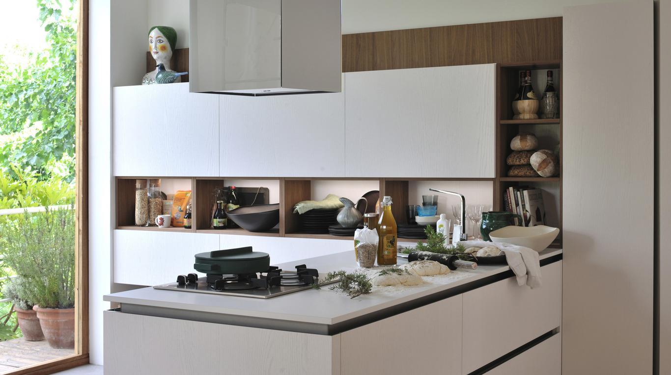 Oyster pro4 veneta cucine milano tibaldi for Fontana arredamenti