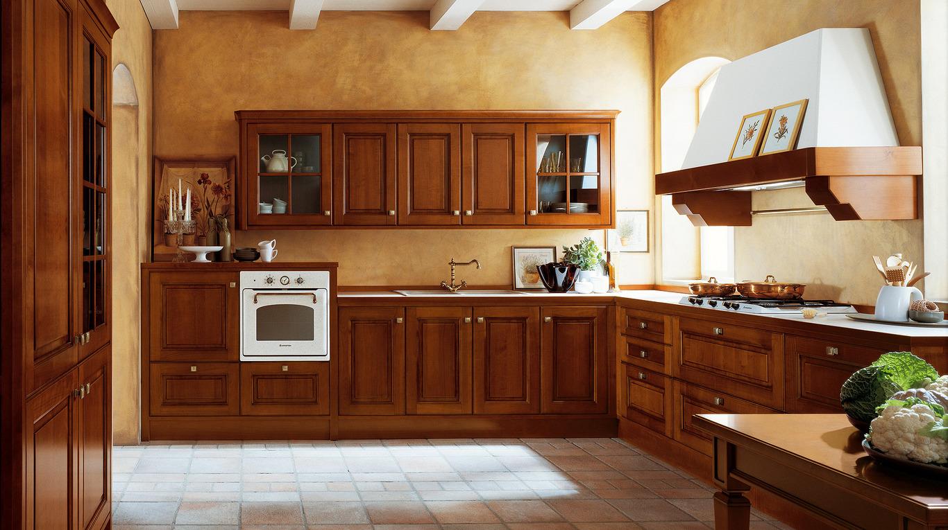 Roccafiorita veneta cucine milano tibaldi - Colori per interni cucina ...