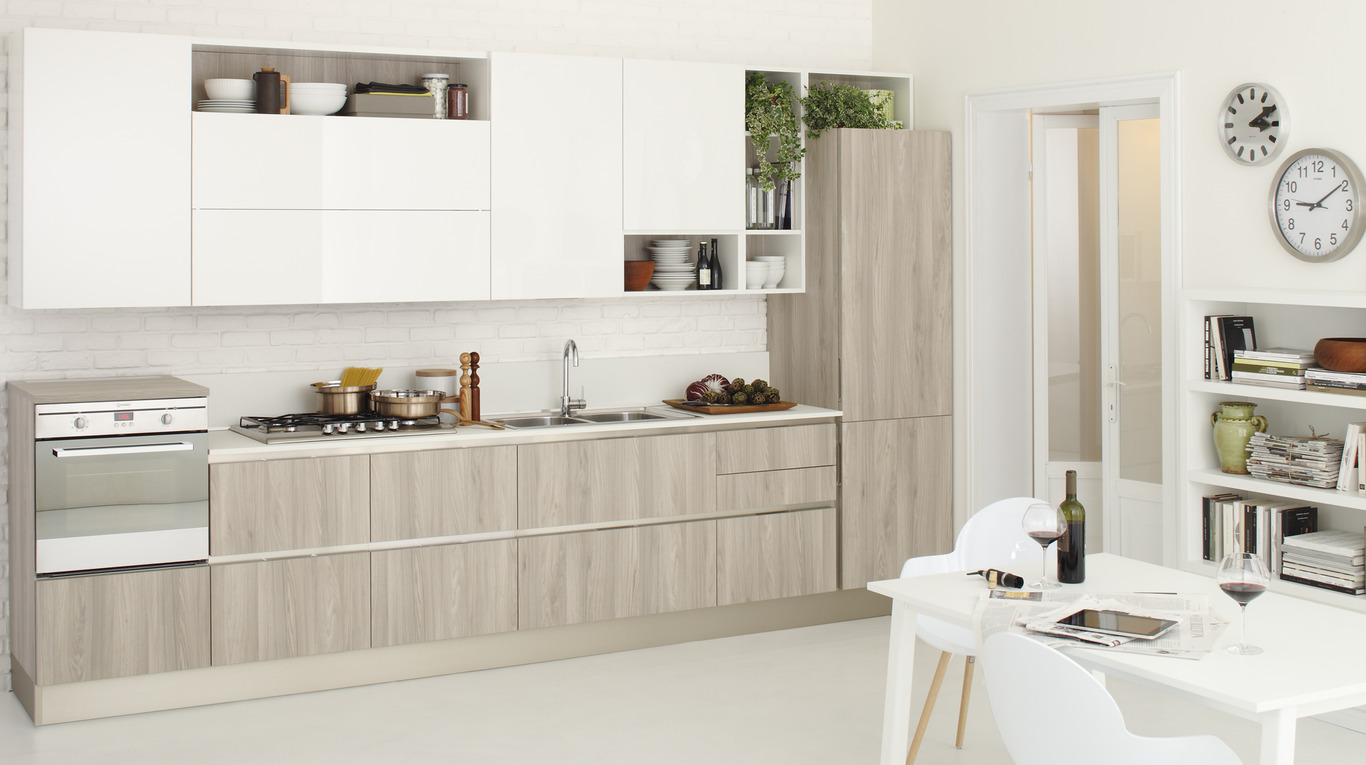 Beautiful Veneta Cucine Start Time Gallery - Amazing House Design ...