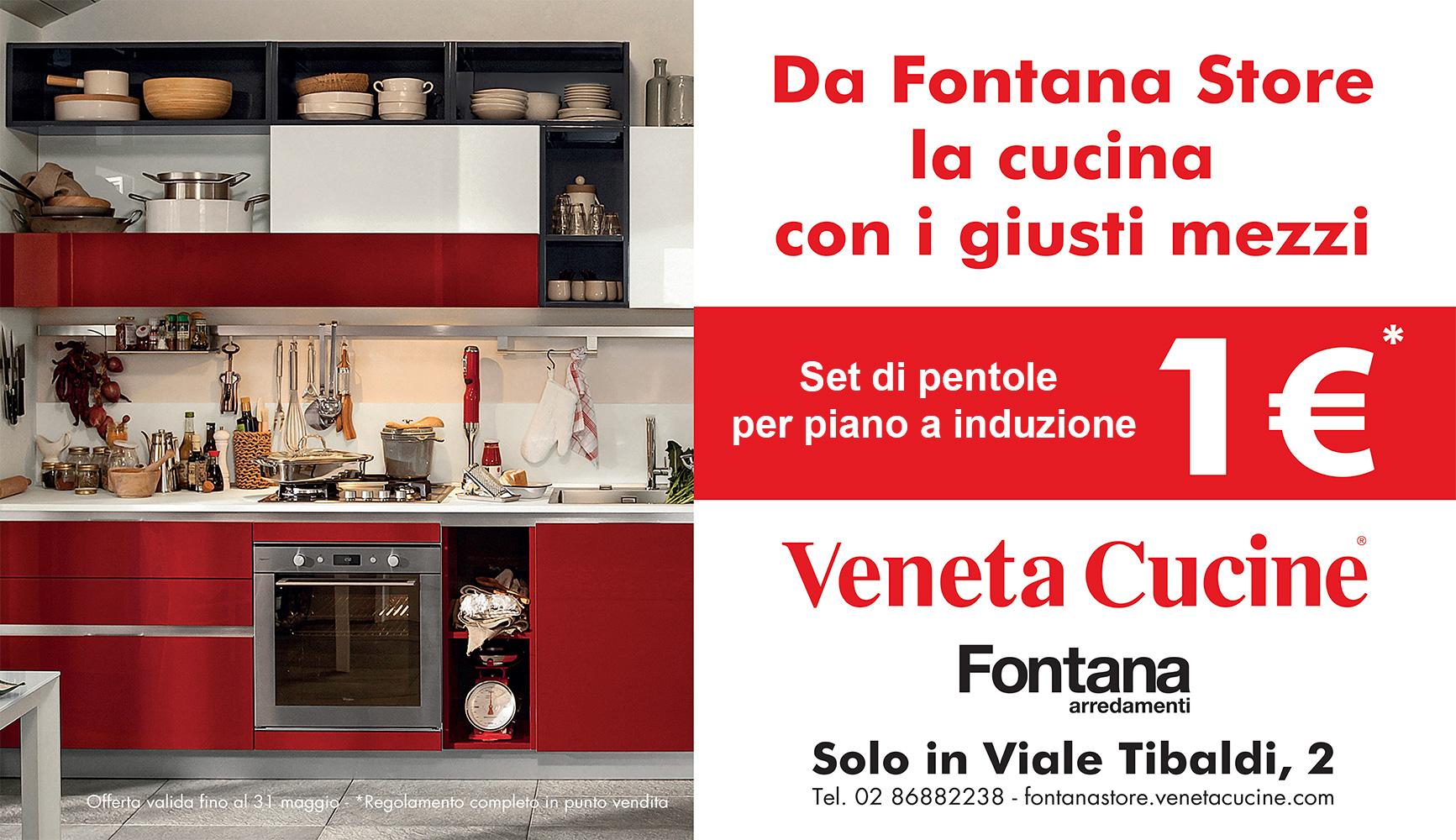 Promozione di maggio speciale induzione veneta cucine - Pentole per cucine a induzione ...